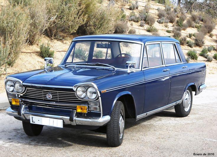 SEAT 1500, Spain Classic, 1970