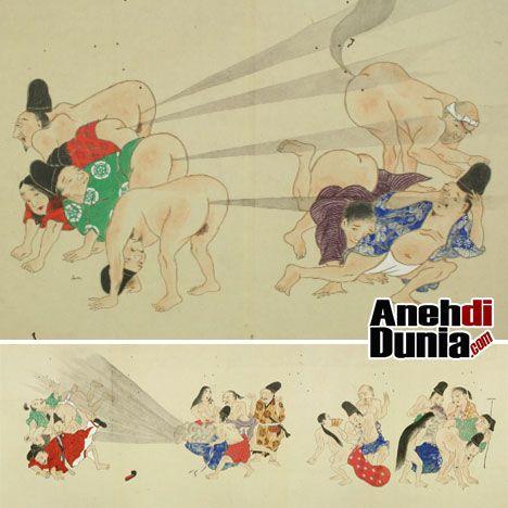 Karya Seni Kuno Paling Gila Di Global - https://twitter.com/hits_berita/status/699945518915416064