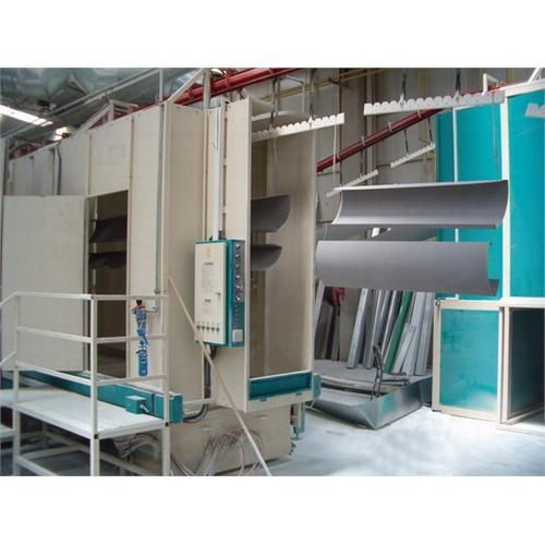 Powder Painting Booths