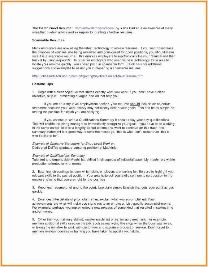 Best Resume Format For Job Interview Pdf Best Resume Format For