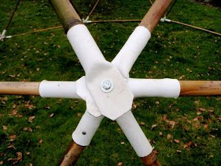 Handmade Matt: A Bamboo Geodesic Dome (Geo-Dome)