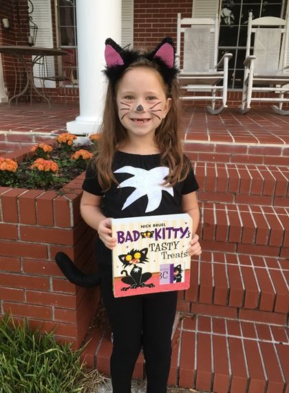 Bad Kitty Costume