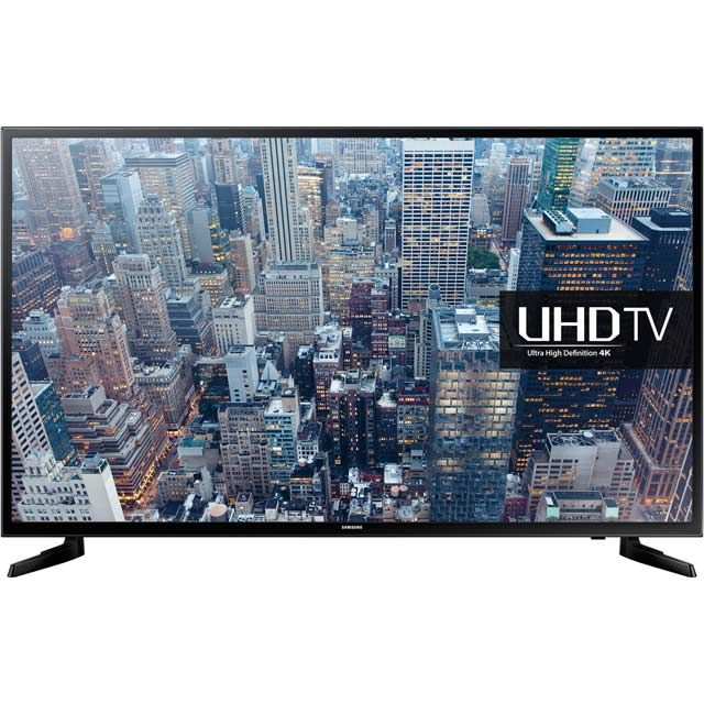 "Samsung UE48JU6000 48"" Smart 4K Ultra HD TV - Black"