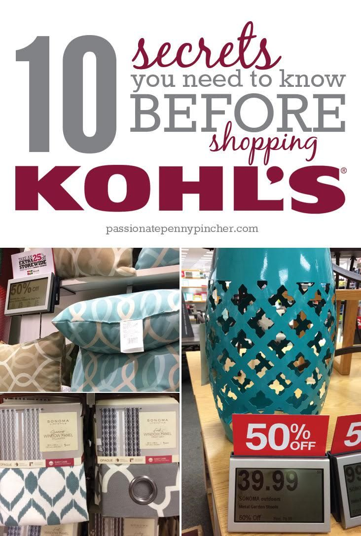 13 best kohls images on pinterest coupon codes kohls and