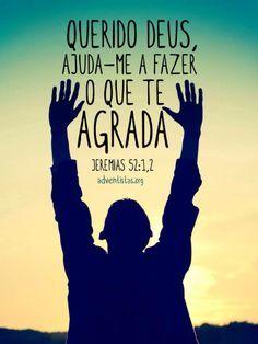 Sempre Senhor!