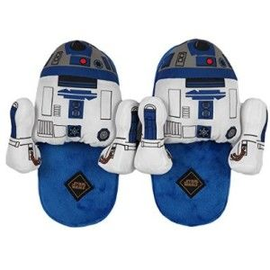 Star Wars R2D2 Mens Slipper