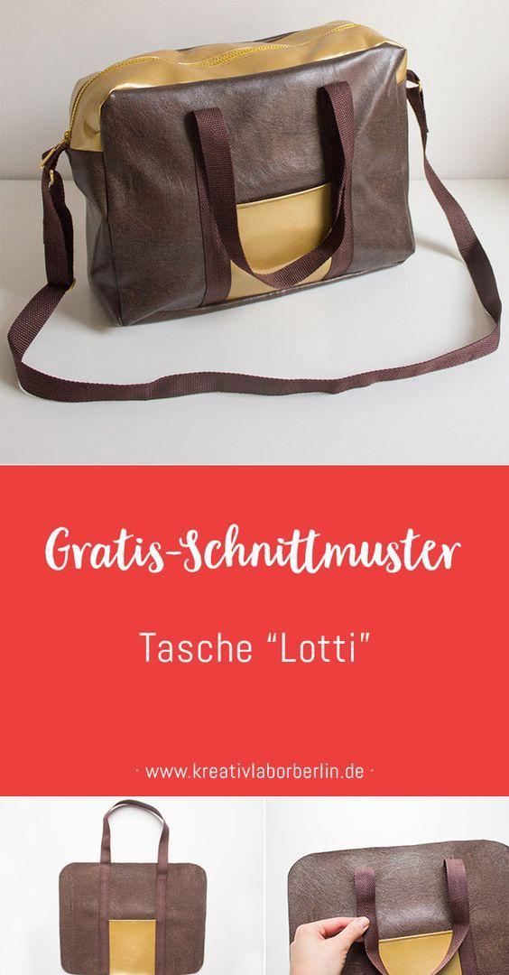61 besten Taschen-Ideen Bilder auf Pinterest | Taschen, Anleitungen ...