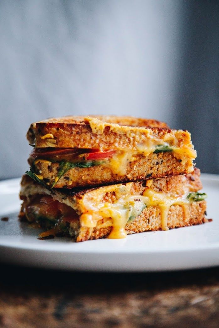 The Ultimate Vegan Grilled Cheese Sandwich Vegan Sandwich Vegan Sandwich Recipes Vegan Foods