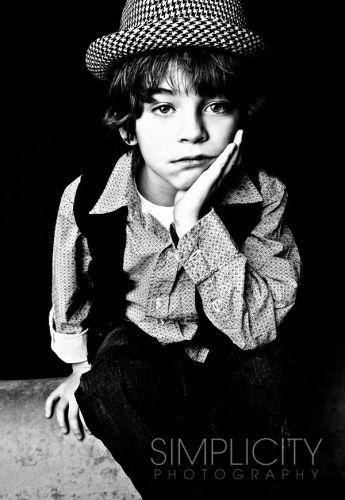 Photo casting enfant photo Enfant