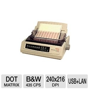 Old school DOT Matrix printer.
