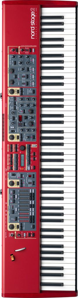 Nord Stage 2 HA88 88-Key Weighted Professional Performance Keyboard