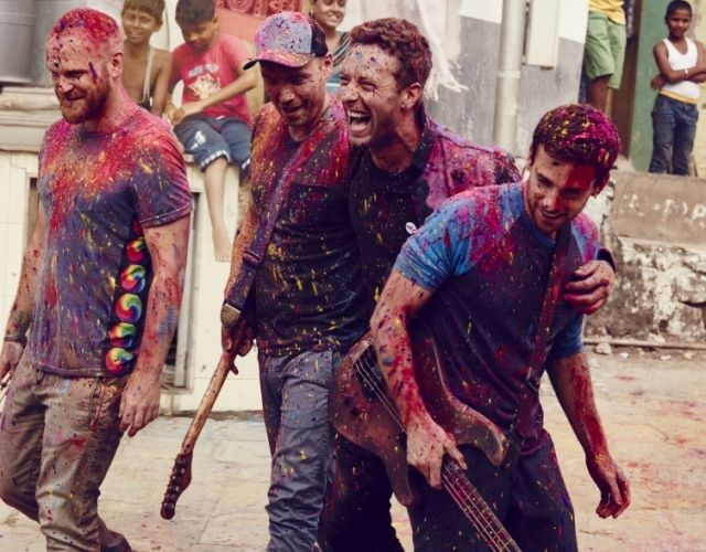 Coldplay Announces New Album Featuring Beyonce & Tove Lo; Premieres New Song: Listen