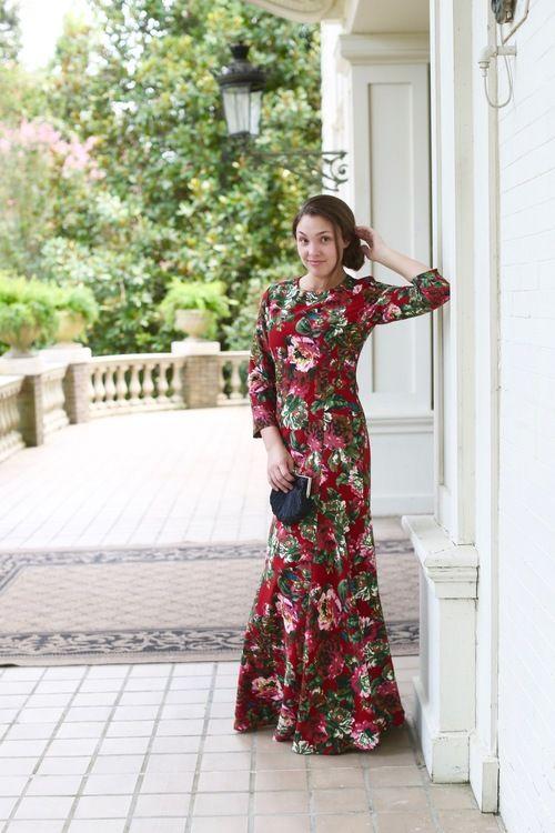Marsielle Tea Dress