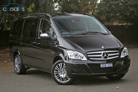 2013 Mercedes-Benz Viano 639 BlueEFFICIENCY MY12. It would do the job