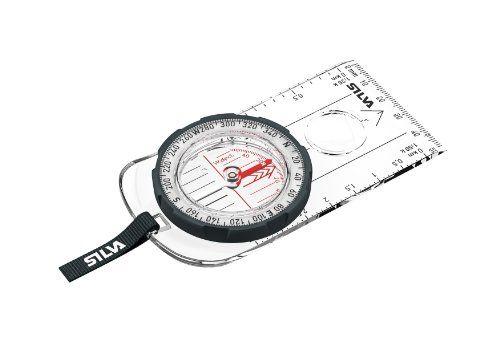 Silva 30-0000036985 Compass Ranger - Brújula, transparente