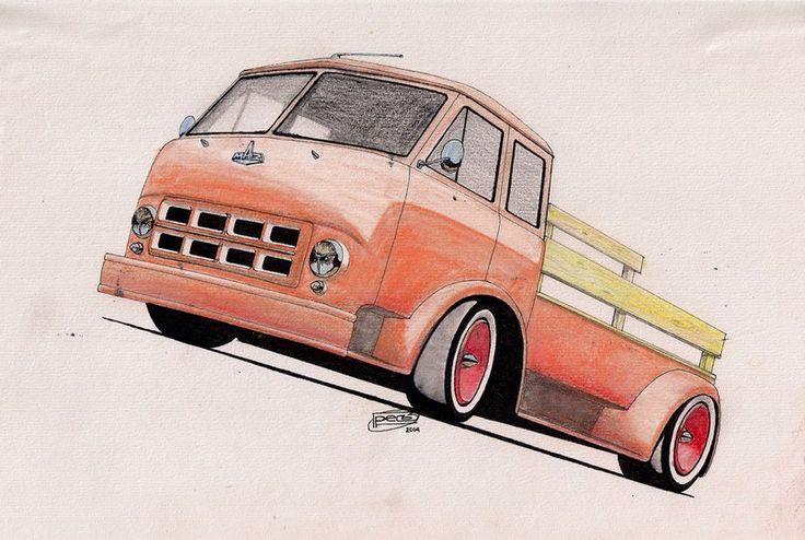 МАЗ 503 ''CustomPickup''