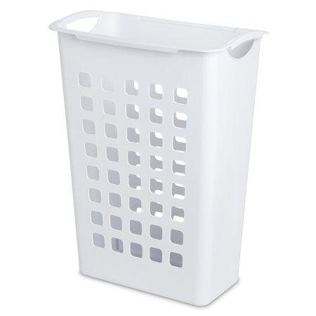 Home Laundry Hamper Laundry Sorting Sterilite