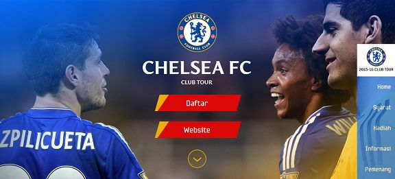Mau jalan-jalan ke markas Chelsea FC gratis? Yuk ikuti event FIFA Online 3 kali ini!