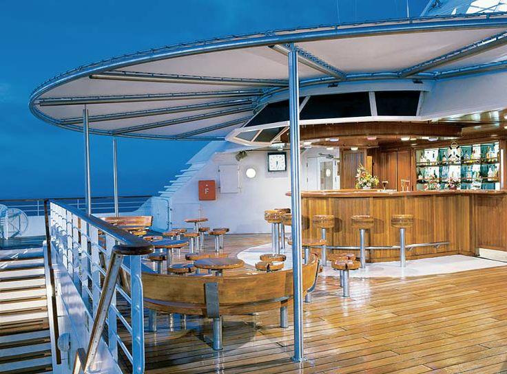 Seabourn Legend - Seabourn Luxury Cruise Ships