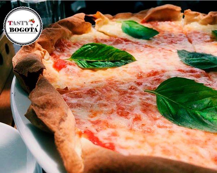 Pizza napolitana Semolina