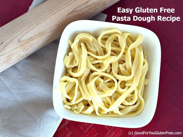 Lidia pasta dough recipe