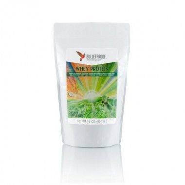 #Bulletproof Whey #Protein. Has up to 5 times the growth and immune stimulating proteins (IGG) as normal whey. Increase energy. Speed recovery. Boost immune system. #HealthyLiving #BulletproofLife #Smoothies