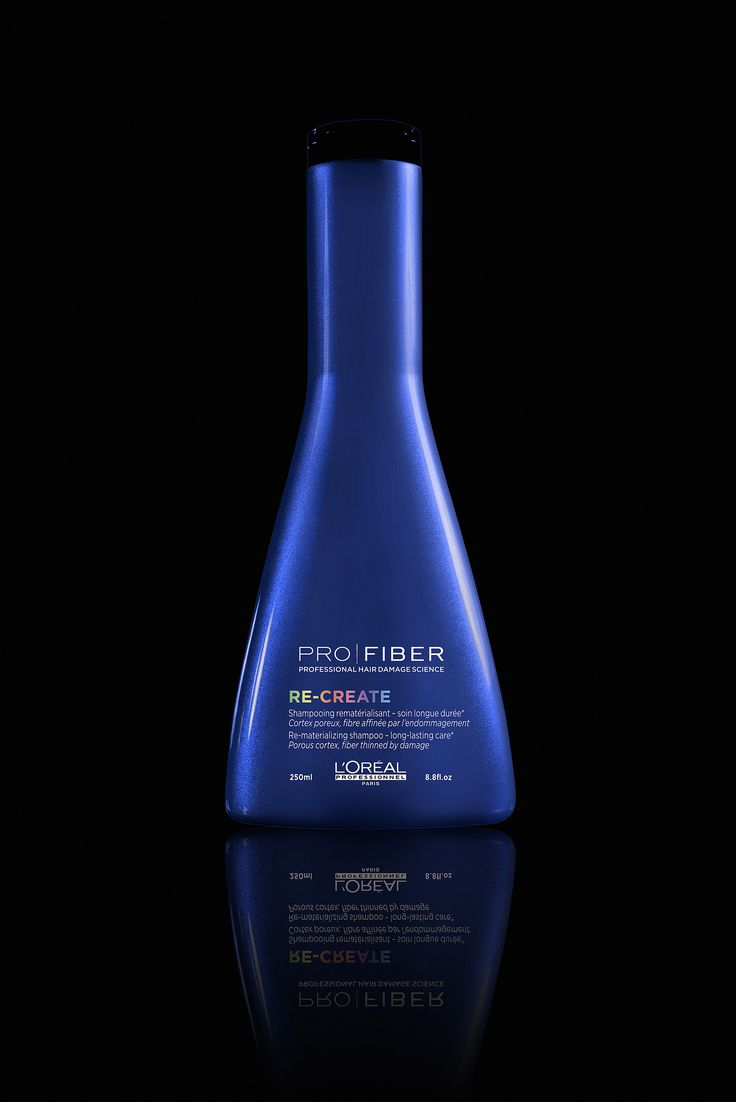 L'Oréal Professionnel PRO|FIBER RE-CREATE Re-materializing shampoo 250ml.