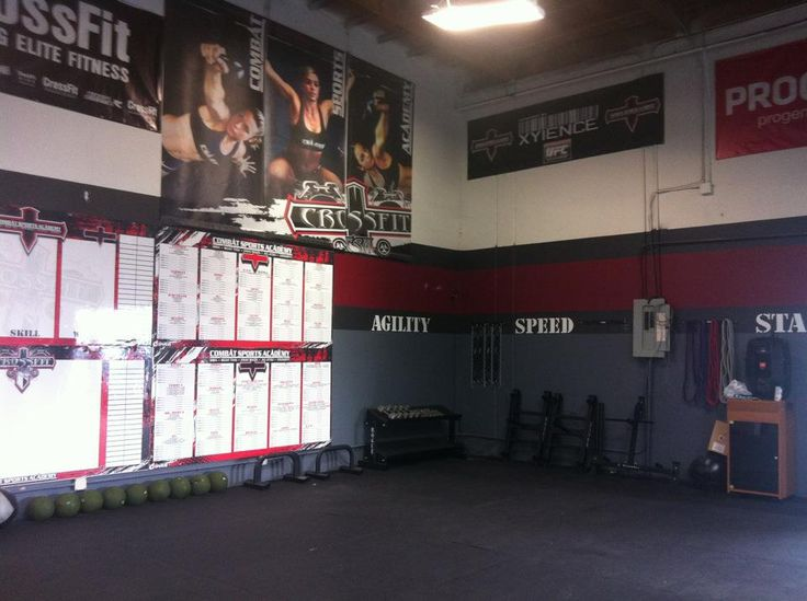 Best crossfit in a box images on pinterest