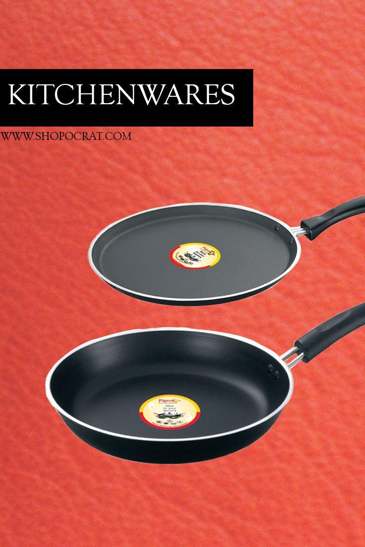 Pots and pans on sale at Shopocrat