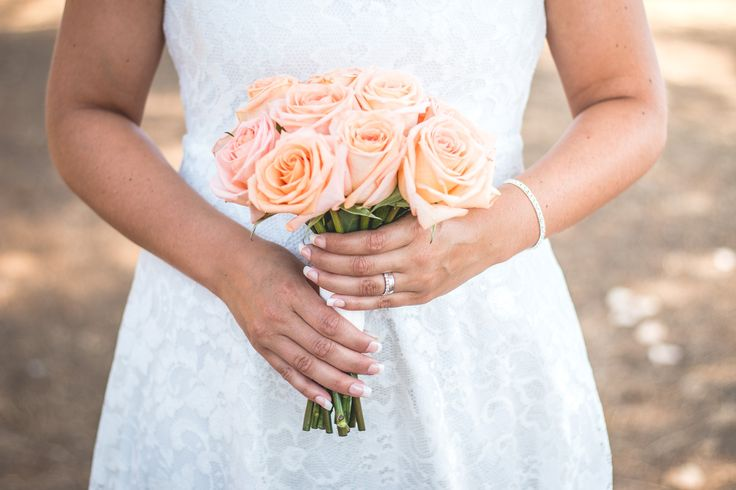Wedding Flowers. Photo: Ida Carr
