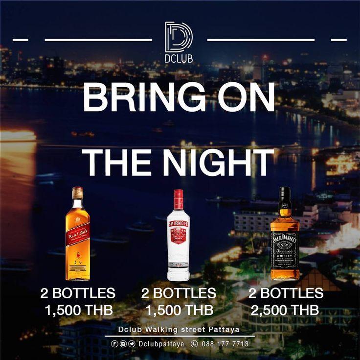 Bring on the night !  #pattaya #Dclubpattaya #fridaynight #walkingstreet
