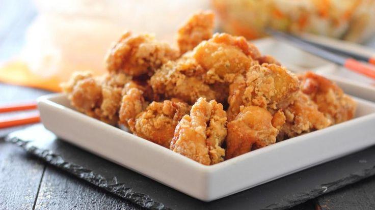 Foto: Pollo frito crujiente al estilo japonés (Mer Bonilla)