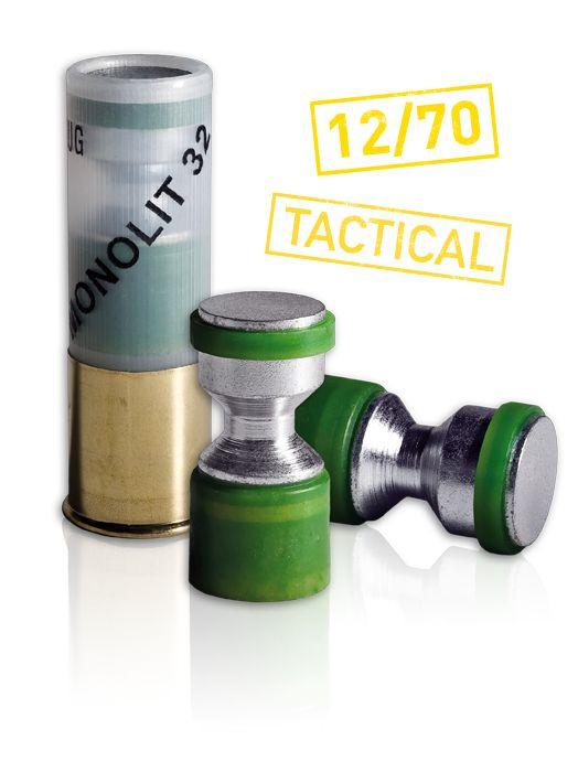 MONOLIT 32S / Tactical Shotgun Ammunition DDupleks Defence