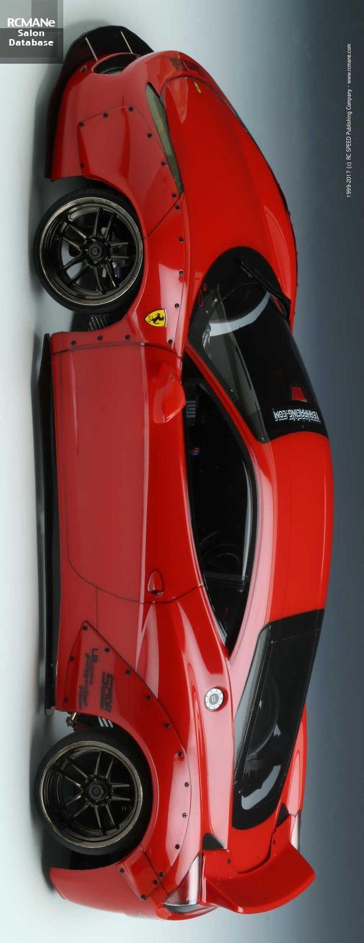 SA080_R31 House GRK Global plus GRK R2kaiSV RWD kit(2016)/ SFIDA body kit LB458 1/10 EP Drift Car Rear-driven RWD, with Tamiya Ferrari 458 Body Set Item no. 51526, Supplier by: rcMart
