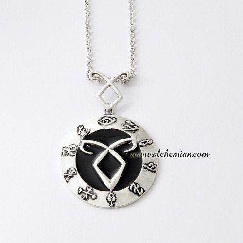 Can I haz it pweeeeeezzzzz?  The Mortal Instruments: City of Bones angelic power rune Necklace