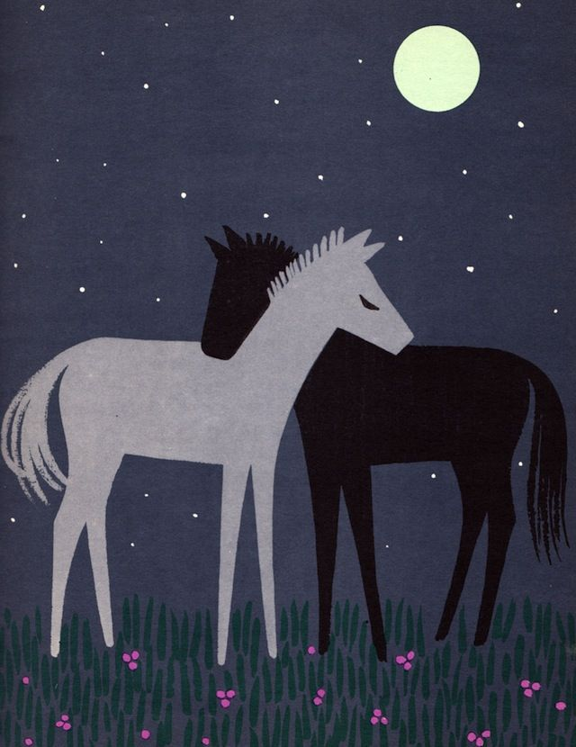 Sleepy Book - written by Charlotte Zolotow, illustrated by Bobri (1958)