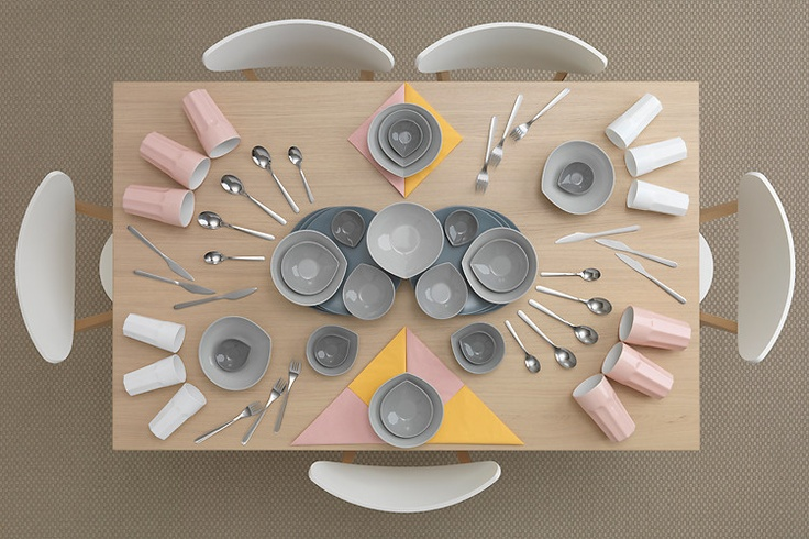 Carl Kleiner photographs a new promo series for IKEA, this time turning kitchenware into art.