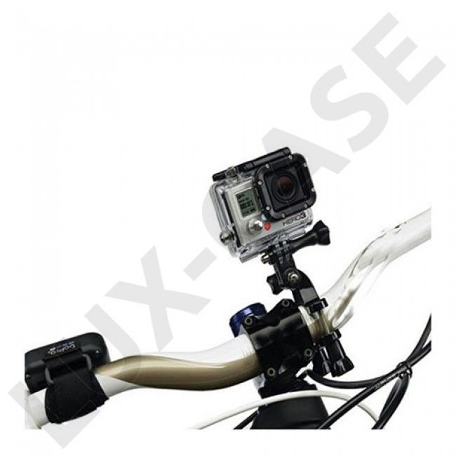Motorsykkel ratt / sete feste - Tre-veis Justerbar Pivot Arm for GoPro HD Hero3 - Hero - GoPro - Diverse - GRATIS FRAKT!