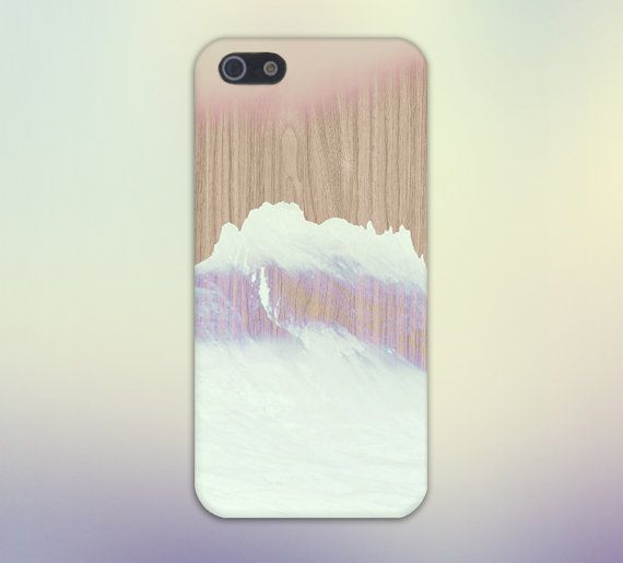 An Awesome Wave x Wood Design Case for iPhone 6 6 Plus iPhone 5 5s 5c iPhone 4 4s Samsung Galaxy s5 s4 & s3 and Note 4 3 2