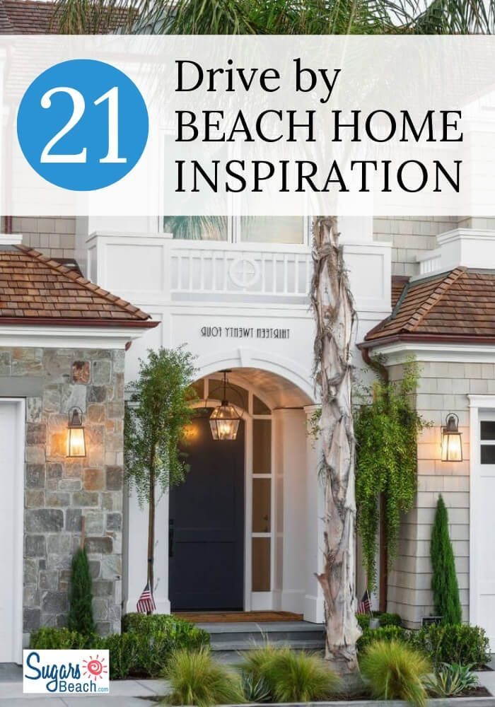 Beach House Exteriors 2020 With Images Beach House Exterior