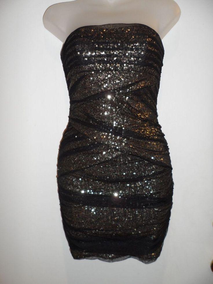 Black dress xs vegas