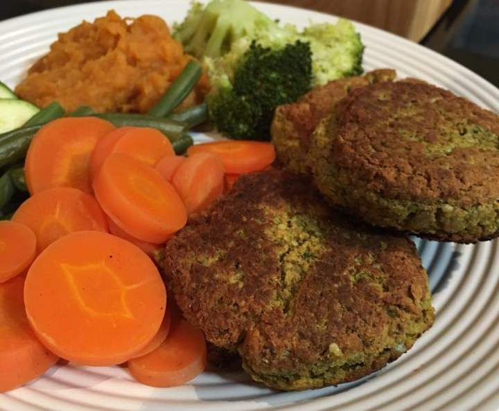 Recipe Lentil Rissoles by Thermy Affair - Recipe of category Main dishes - vegetarian