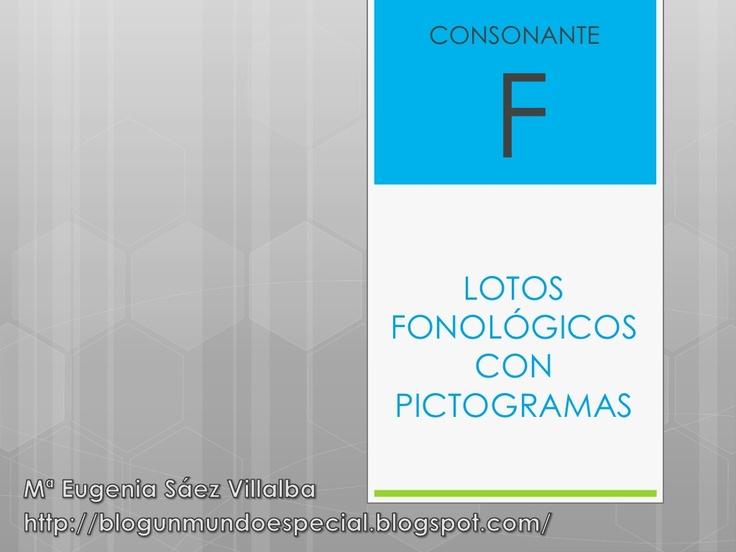 Loto consonante f