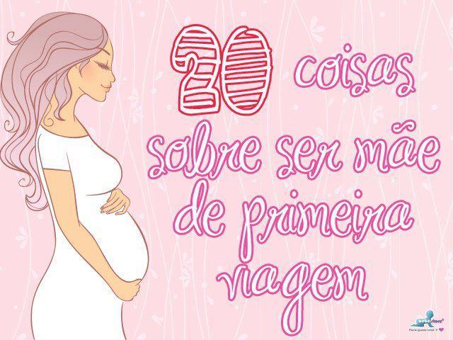 Confira essa lista de 20 coisas que toda mãe de primeira viagem precisa saber e prepare-se para a chegada do seu bebê! Tudo mudará, mas é para melhor!