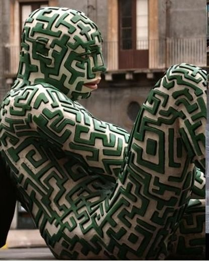 The Puzzling Sculptures of Rabarama