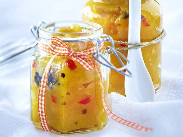 Geschenke aus der Küche: Mango Chutney
