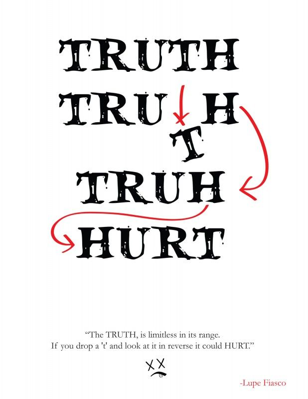 Truth Hurts Quotes Pictures Ataccs Kids