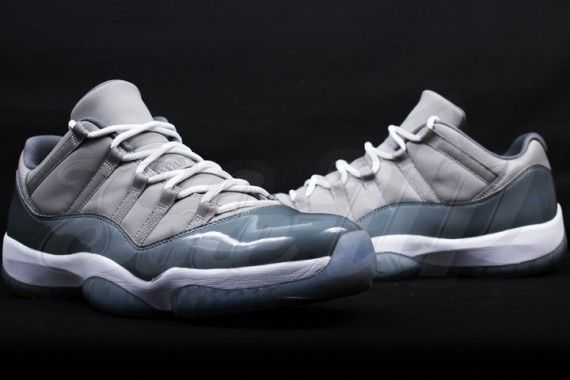 quality design 1de7c d8f9b Air Jordan 11 Low Cool Grey | Basketball shoes | Air jordan ...