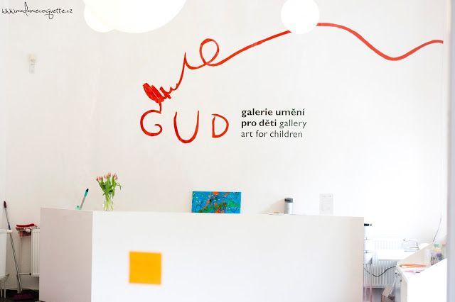 Madame Coquette: tip na výlet / Galerie umění pro děti
