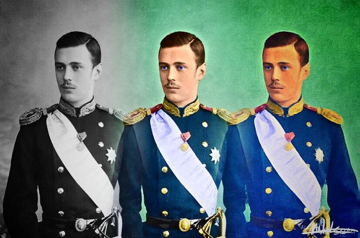 https://flic.kr/p/BPfAg9   Grand Duke George Alexandrovich, a younger brother of Tsar Nicholas II.